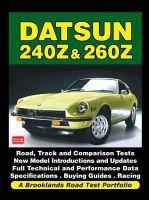 R. M. Clarke - Datsun 240Z & 260Z (Road Test Portfolio) - 9781855209190 - V9781855209190