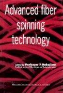 Nakajima, T.; Kajiwara, K.; McIntyre, J E. Ed(s): Nakajima, T. - Advanced Fiber Spinning Technology - 9781855731820 - V9781855731820
