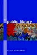 McMenemy, David - The Public Library - 9781856046169 - V9781856046169