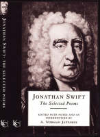 A Norman Jeffares (Editor) - Jonathan Swift:  Selected Poems - 9781856262118 - KON0832890
