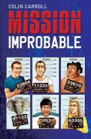 Carroll, Colin - Mission Improbable - 9781856355278 - 9781856355278