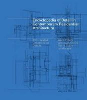 McLeod, Virginia - Encyclopedia of Detail in Contemporary Residential Architecture - 9781856696920 - V9781856696920