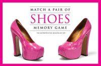 Metropolitan Museum of Art - Match a Pair of Shoes Memory Game - 9781856699075 - V9781856699075