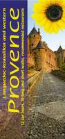 Underwood, John, Underwood, Pat - Languedoc-Roussillon and Western Provence: Car Tours, Walks, Recommended Restaurants (Landscapes) - 9781856914758 - V9781856914758