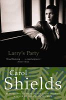 Shields, Carol - Larry's Party - 9781857027051 - KNH0012074