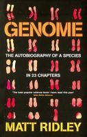 Ridley, Matt - Genome: The Autobiography of Species in 23 Chapters - 9781857028355 - V9781857028355