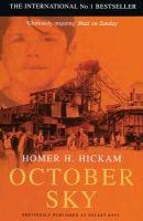 Hickam, Homer - October Sky - 9781857029956 - KRF0029724