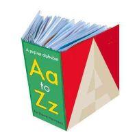 Hawcock, David - Aa-Zz: A Pop-Up Alphabet - 9781857078091 - V9781857078091
