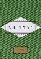 Whitman, Walter - Selected Poems - 9781857157154 - V9781857157154