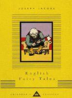 Joseph Jacobs - English Fairy Tales - 9781857159172 - V9781857159172