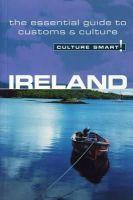 Scotney, John - Ireland - Culture Smart! - 9781857333084 - KOC0001655