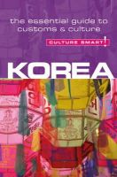 Hoare, James - Korea - Culture Smart! - 9781857336696 - V9781857336696