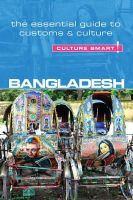 Rahman, Urmi - Bangladesh - Culture Smart!: The Essential Guide to Customs & Culture - 9781857336955 - V9781857336955