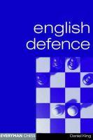 King, Daniel - English Defence - 9781857442953 - V9781857442953