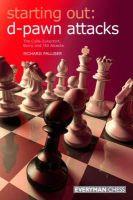 Palliser, Richard - D-pawn Attacks - 9781857445787 - V9781857445787
