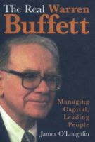 O'Loughlin, James - The Real Warren Buffett - 9781857883329 - KTJ0025317