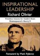 Olivier, Richard - Inspirational Leadership - 9781857886030 - V9781857886030