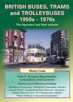 Conn, Henry - British Buses, Trams and Trolleybuses 1950s-1970s - 9781857943979 - V9781857943979