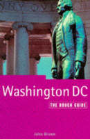 Jules Brown - Washington DC:  The Rough Guide - 9781858282466 - KHS1032049