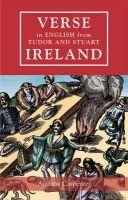Andrew Carpenter - Verse in English from Tudor and Stuart Ireland - 9781859183540 - V9781859183540