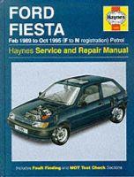 Jones, T.H.Robert - Ford Fiesta (Petrol) 1989-95 Service and Repair Manual - 9781859600870 - V9781859600870