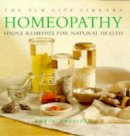 Robin Hayfield - Homeopathy: Simple Remedies for Natural Health (New Life Library) - 9781859676264 - KOC0017372