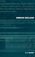 Francis, R. A. - Romain Rolland - 9781859732700 - V9781859732700
