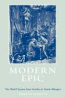Moretti, Franco - Modern Epic - 9781859840696 - V9781859840696