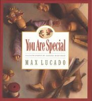 Max Lucado - You Are Special - 9781859855423 - V9781859855423