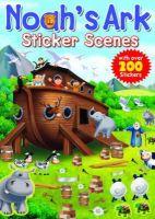 David, Juliet - Noah's Ark Sticker Scenes - 9781859859483 - V9781859859483