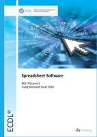 CiA Training Ltd - Ecdl Syllabus 5.0 Module 4 Spreadsheets Using Excel 2010 - 9781860058547 - V9781860058547