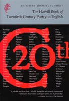 Schmidt, Michael - The Harvill Book of 20th Century Poetry in English - 9781860467356 - KEX0303705