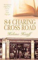 Helene Hanff - 84 Charing Cross Road (Virago Modern Classics) - 9781860498503 - KKD0002189