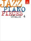 ABRSM - Jazz Piano Pieces, Grade 4 - 9781860960062 - V9781860960062