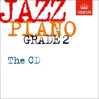 ABRSM - Jazz Piano Grade 2: The CD (Abrsm Exam Pieces) - 9781860960116 - V9781860960116