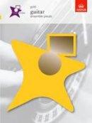 ABRSM - Music Medals Gold Guitar Ensemble Pieces (Abrsm Music Medals) - 9781860965128 - V9781860965128