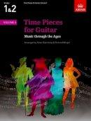 - Time Pieces for Guitar - 9781860967405 - V9781860967405