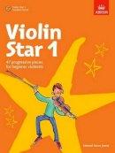 Christopher Norton, John Maul, Staurt Briner, Frank Mizen - Violin Star 1 Book & CD Students Book - 9781860968990 - V9781860968990