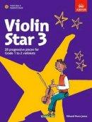 - Violin Star 3 Book & CD Students Book - 9781860969010 - V9781860969010