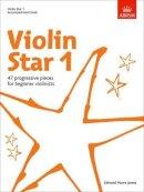 HuwsJones, Edward - Violin Star 1 Accompaniment - 9781860969027 - V9781860969027