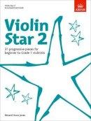 - Violin Star 2 Accompaniment (Violin Star (Abrsm)) - 9781860969034 - V9781860969034