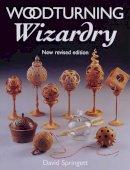Springett, David - Woodturning Wizardry - 9781861084224 - V9781861084224