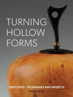 Drinan, Becky - Turning hollow forms: First steps - techniques and projects - 9781861088932 - V9781861088932