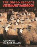Winter, Agnes, Charnley, Judith - The Sheep Keeper's Veterinary Handbook - 9781861262356 - V9781861262356