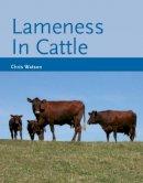 Watson, Chris - Lameness in Cattle - 9781861269058 - V9781861269058