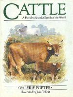 Porter, Val - Cattle: A Handbook to the Breeds of the World - 9781861269348 - V9781861269348
