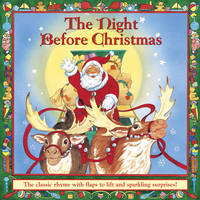 Moore, Clement Clarke - The Night Before Christmas - 9781861472939 - V9781861472939