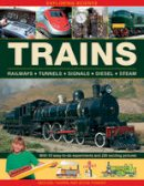 Harris, Michael, Parker, Steve - Exploring Science: Trains: With 10 Easy-To-Do Experiments And 230 Exciting Pictures - 9781861474896 - V9781861474896