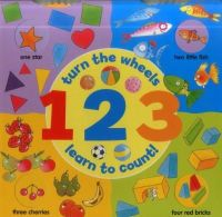 Jan Lewis - 123 (A Wheel Book): Turn the wheels, learn to count! - 9781861476616 - V9781861476616