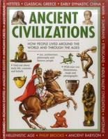 Brooks, Philip - Ancient Civilizations: Discovering the People and Places of Long Ago (Exploring History) - 9781861476951 - V9781861476951